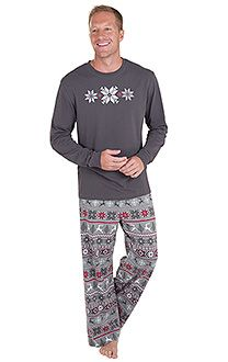 Nordic Matching Family Pajamas | PajamaGram | Goodnight guys ...