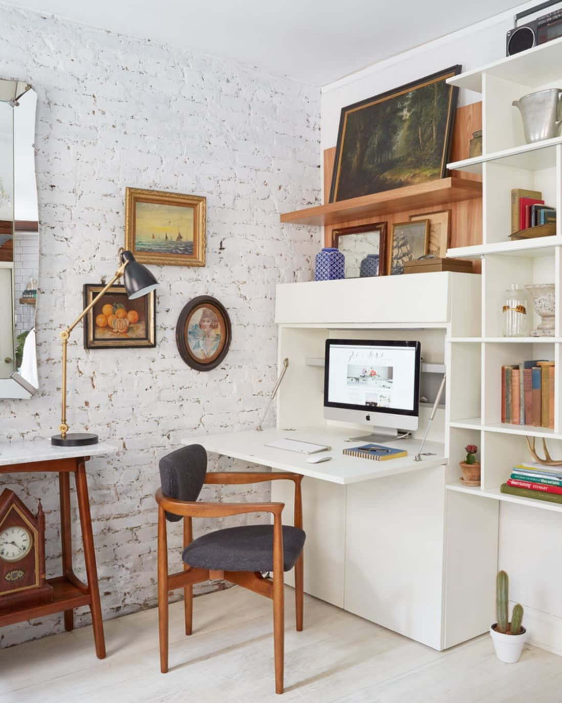 10 Spectacular Living Room Office Ideas For Working In Styl