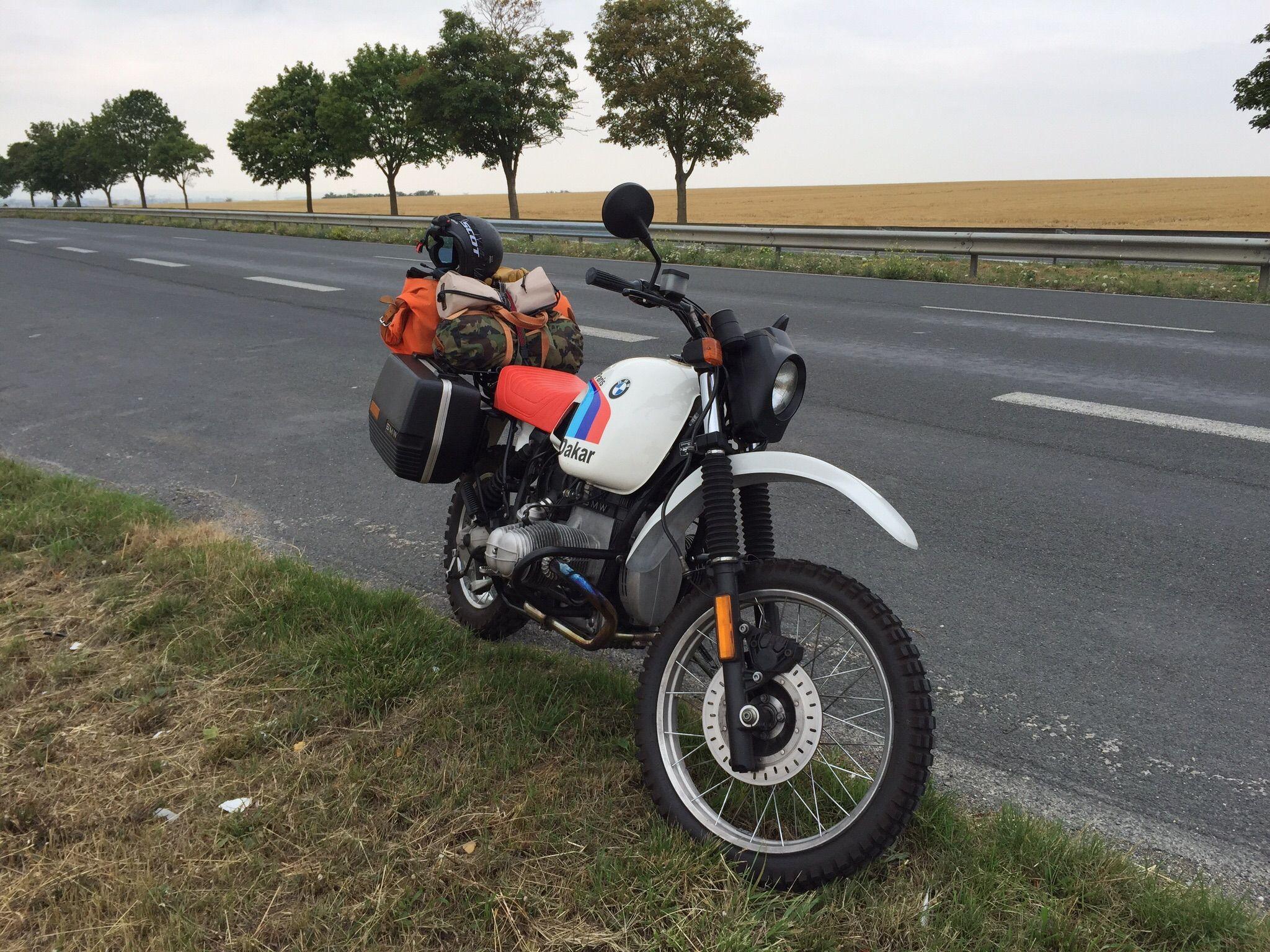 Dakar Motorrad