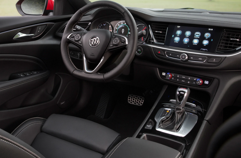 2018 Buick Regal Gs Interior Newautoreport Buick Buick Regal