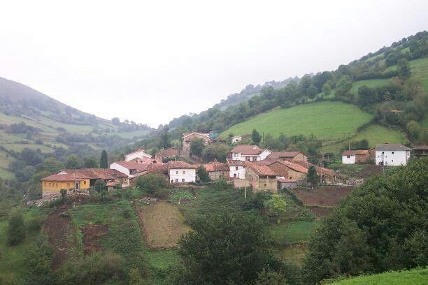 Pedroveya, concejo de Quirós. Asturias. Spain.