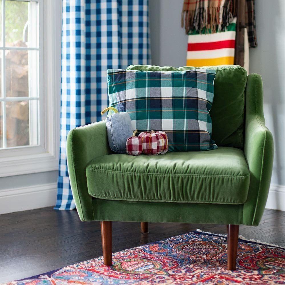 matrix grass green chair  green chair mid century modern