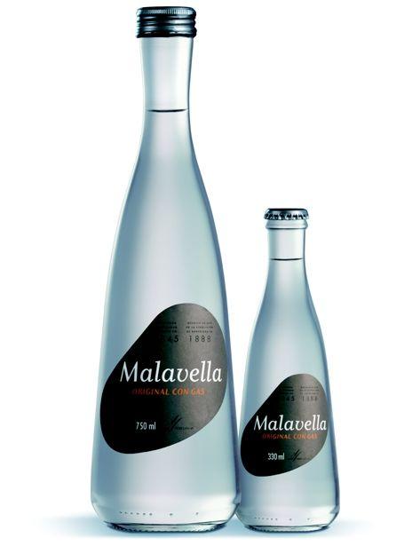 Entre Dos Aguas Botella De Agua De Cristal Marcas De Agua