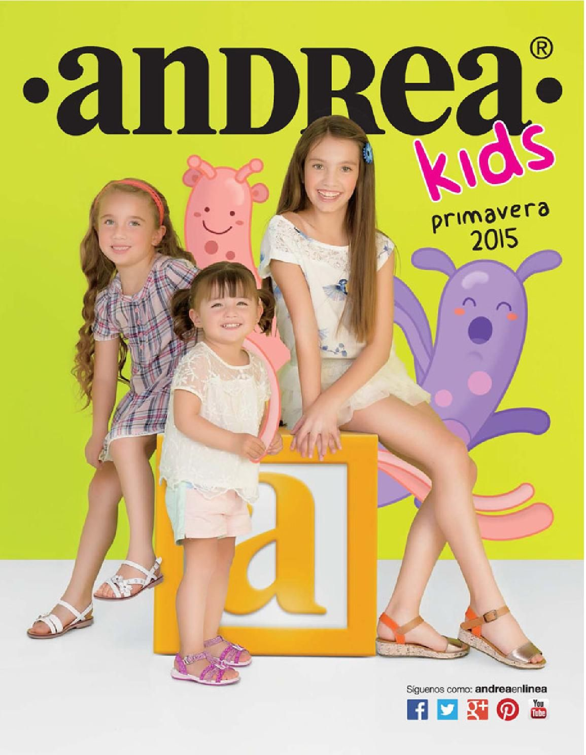 Kids Calzado Andrea Kids Andrea Catalog