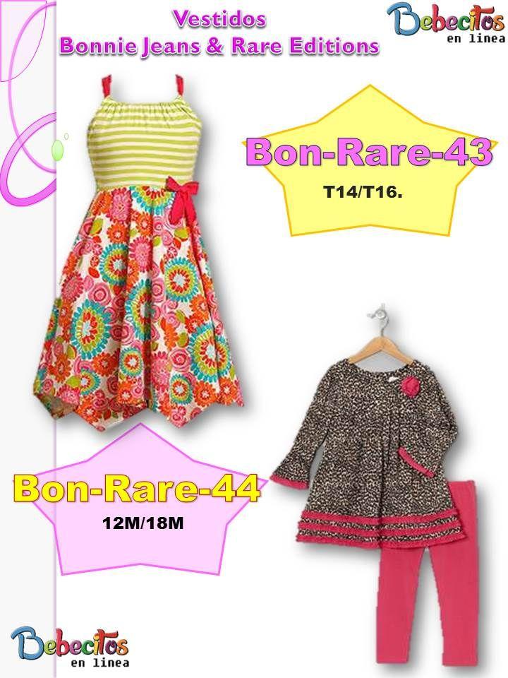 6f0e55dc11 Vestidos Bonnie Jeans Importados - Bs. 8.990