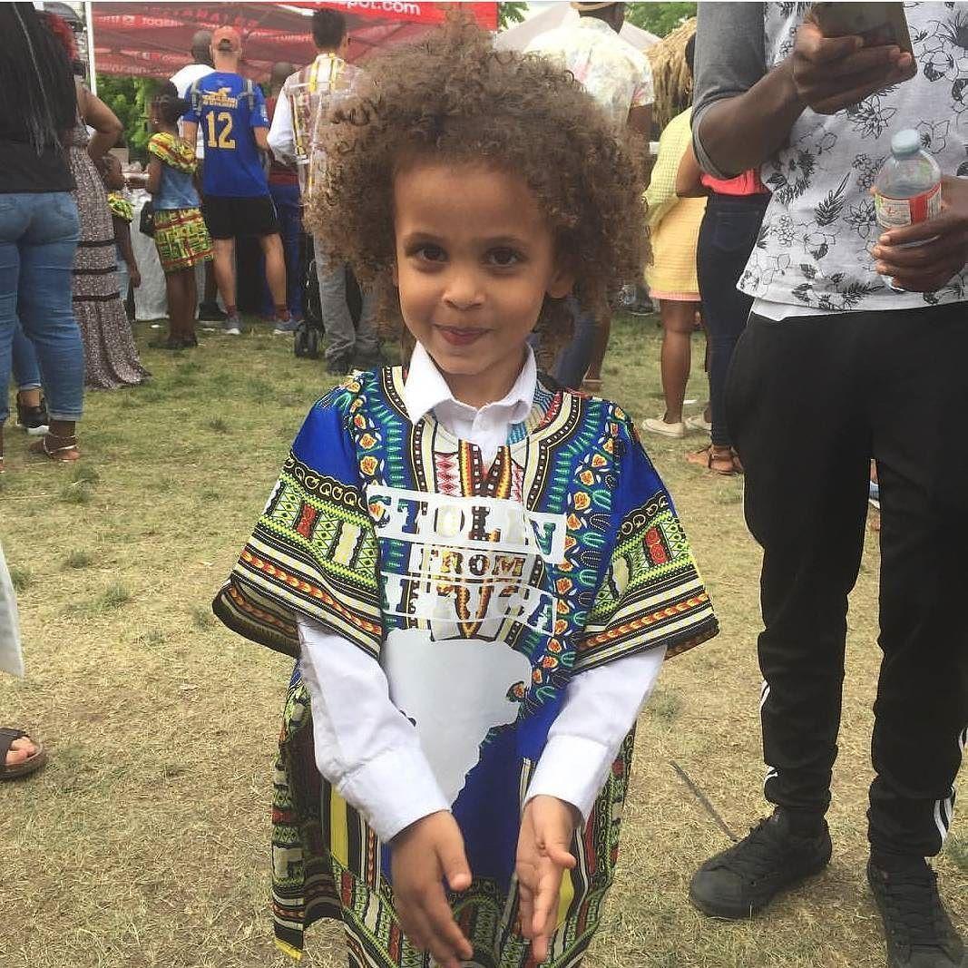 Start em early!! #SFA #children  #stolenfromafrica #dashiki  #alldaysfa