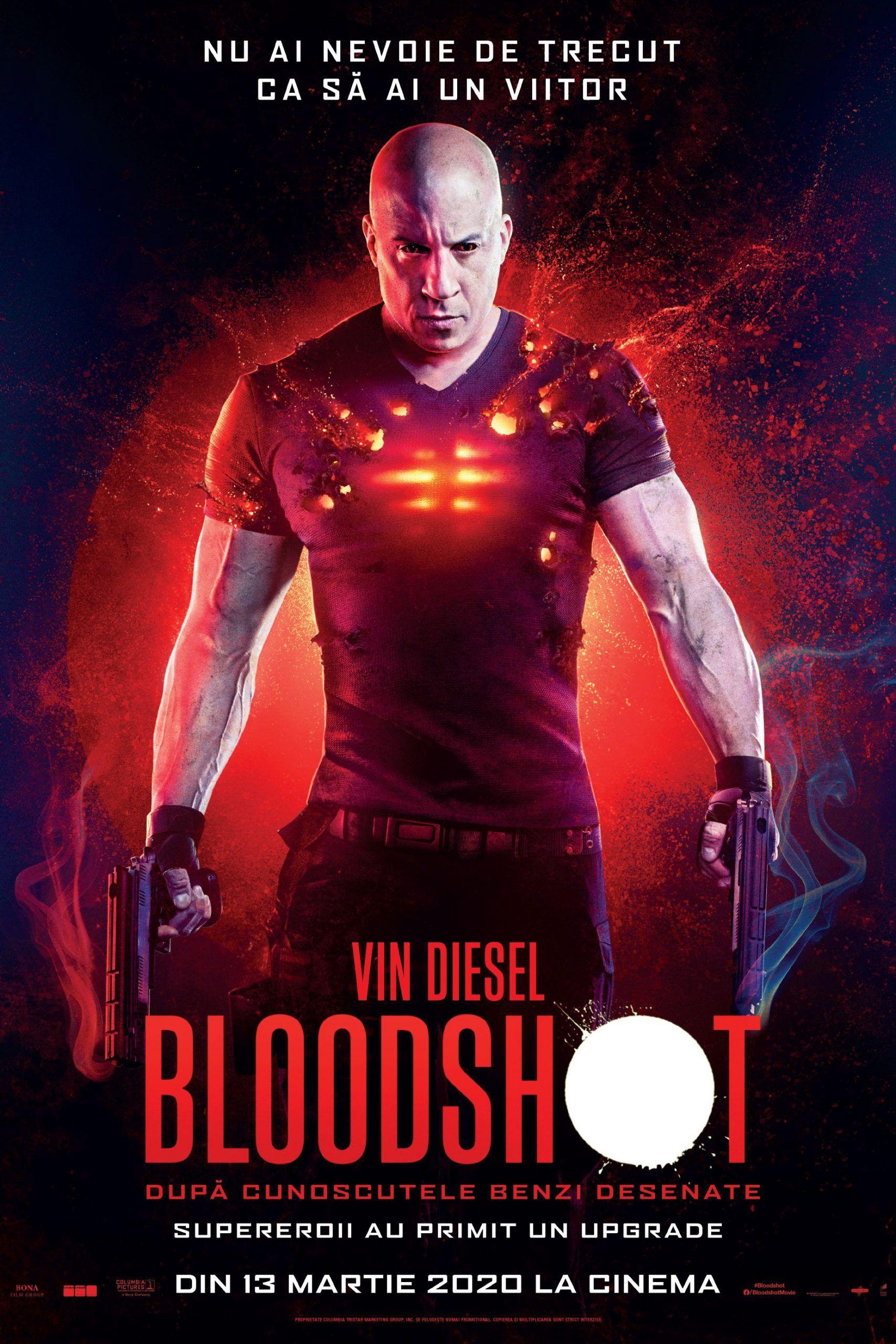 Bloodshot 2020 Film Online Subtitrat In Romana Download Movies Full Movies Online Free Bloodshot Film