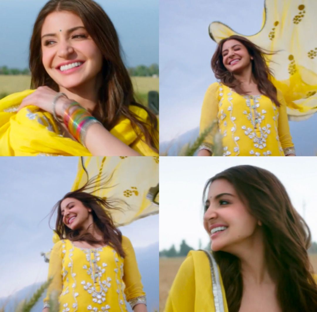 Anushka Sharma In Jab Harry Met Sejal Clothes Anushka Sharma