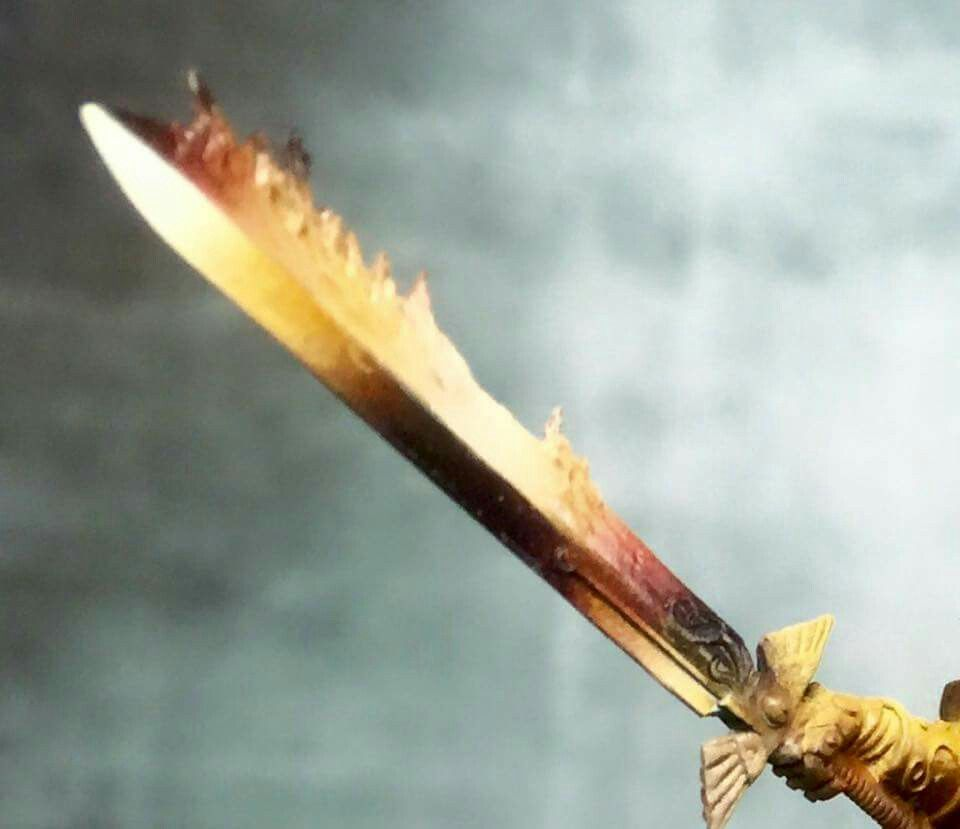 Flaming sword | Painting - Effects | Pinterest | Sword ...
