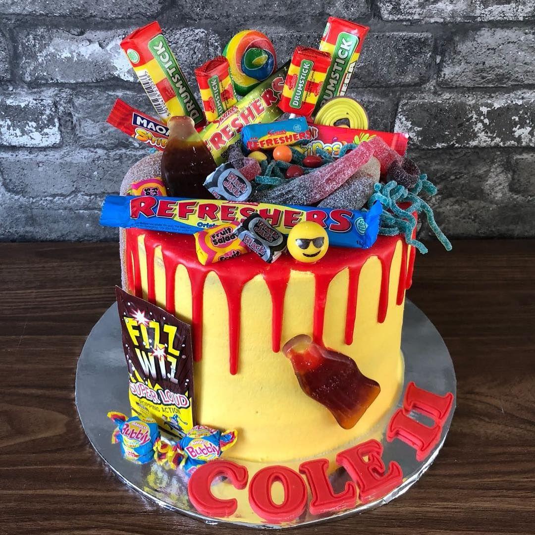 Cakes By Nana Linda On Instagram Gorgeous Coles 11th Birthday