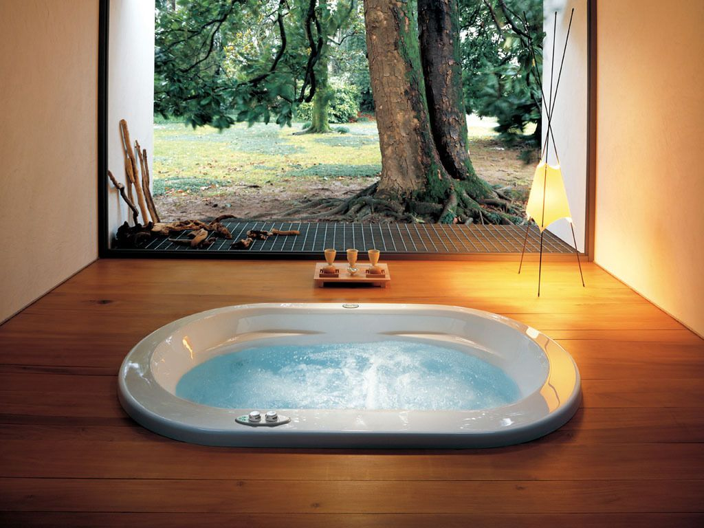 jacuzzi - Google Search | Interiors | Pinterest | Jacuzzi, Hot tubs ...