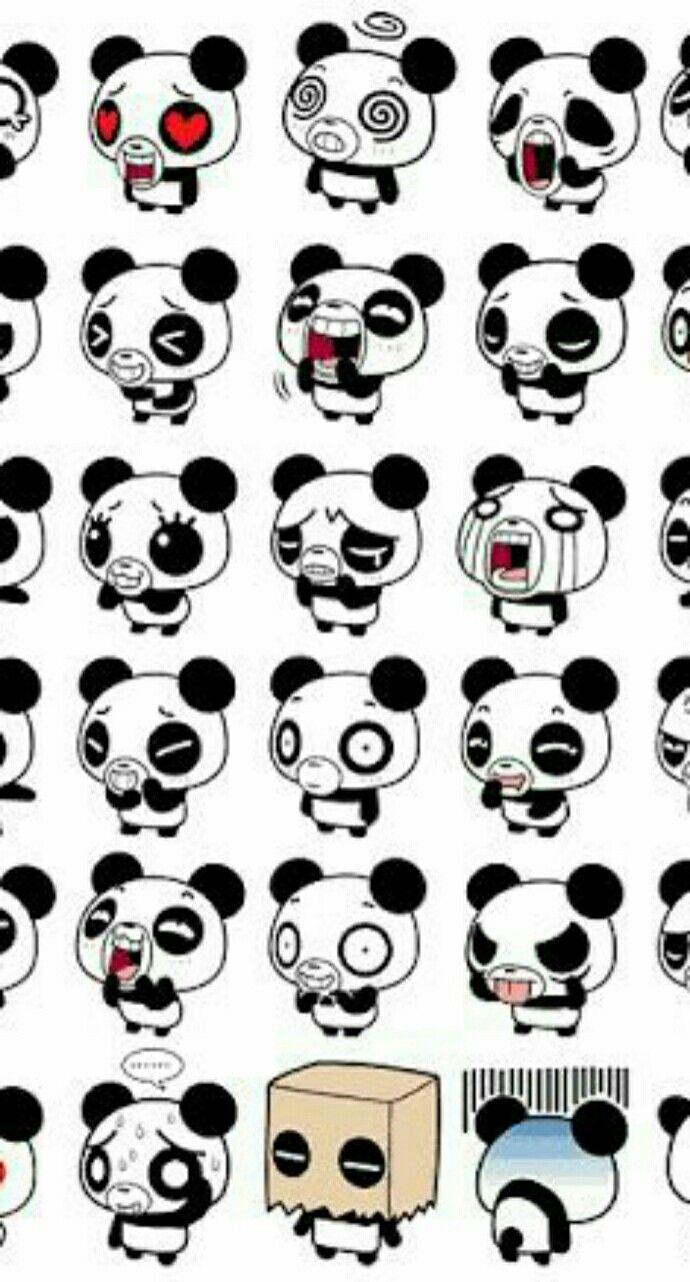 Chibi Panda Wallpaper Jpg 690x1282