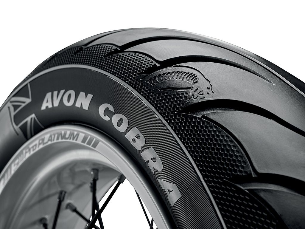 Avon Tyres Launches New Cobra Chrome Tyre Range Tire Tire