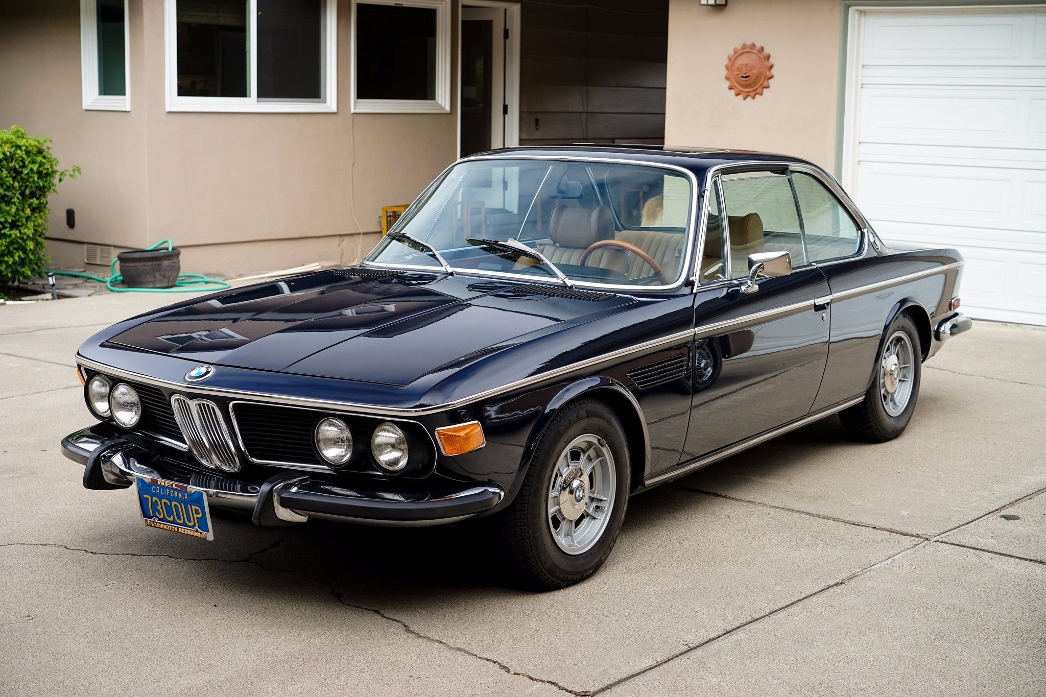 1973 BMW 3.0CS Sunroof Coupe