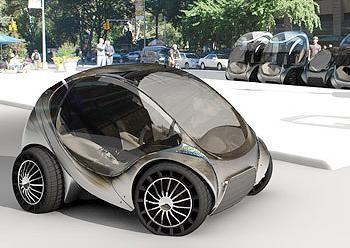 Hiriko Folding Electric Car Concept City Car City Car Car Projects Car
