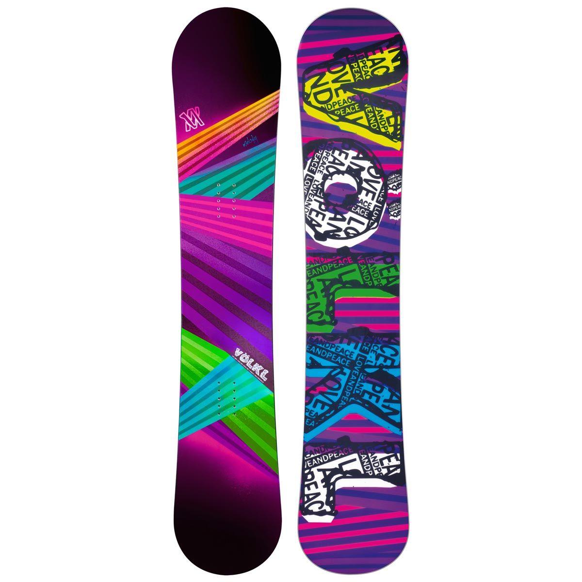 Volkl Snowboards Volkl Melody Snowboard 151cm