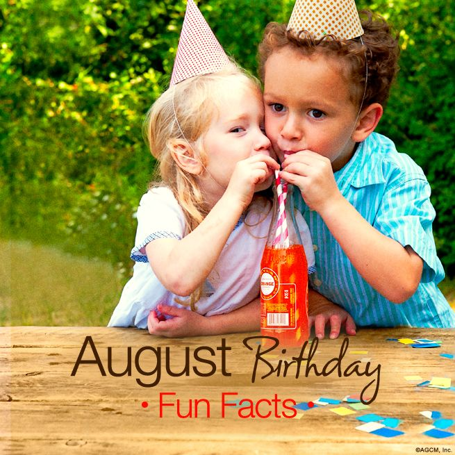 Birth Month Fun Facts Archives - American Greetings Blog ...
