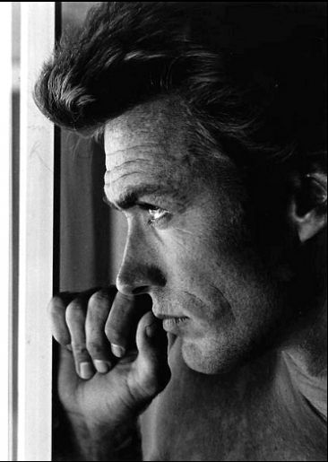 Love to watch him. Clint Eastwood