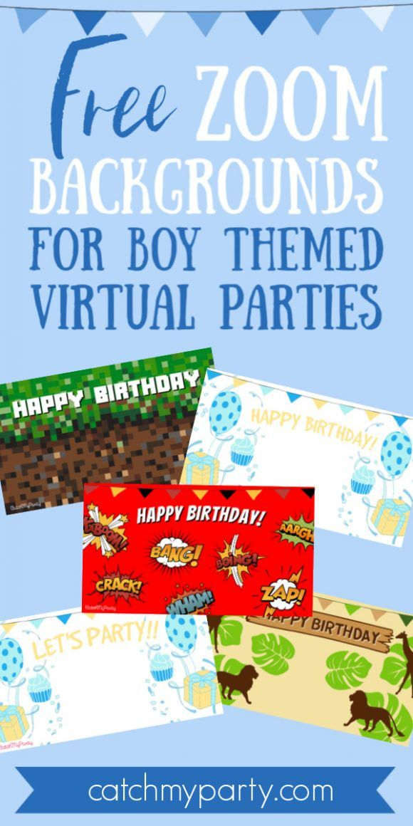 Pin on Boy Birthday Party Ideas & Themes