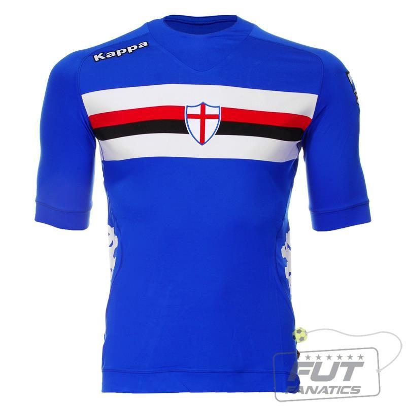 Nova Camisa do Sampdoria!  5102c066ddcd3