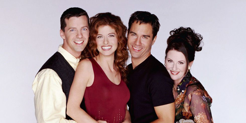 Megan Mullally Just Teased the 'Will & Grace' Revival with a Cast Photo  http://www.elle.com/culture/movies-tv/a43190/megan-mullally-teased-the-will-grace-revival-with-a-cast-photo/