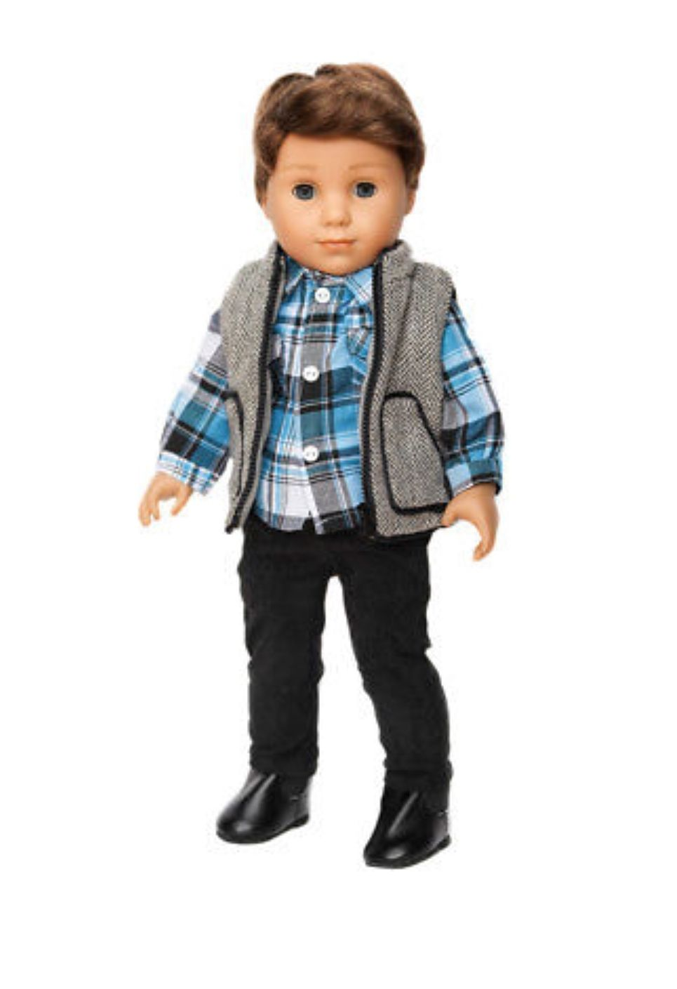 Pin on American Boy Doll Clothes - 18 inch Boy Outfits
