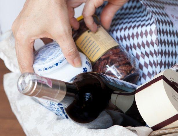 Dos ingredientes à decoração, veja como montar uma cesta linda e deliciosa - Fotos - UOL Comidas e Bebidas