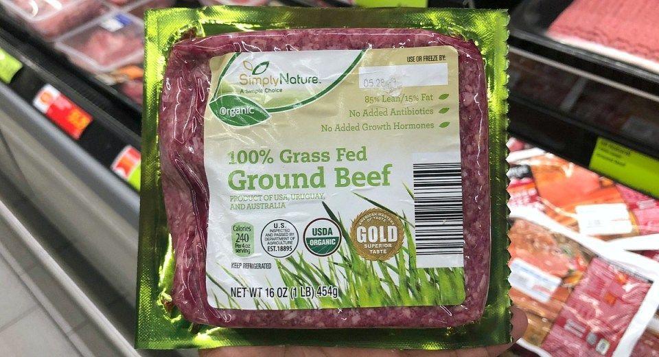 keto diet grass fed beef lean