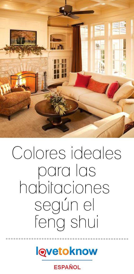 Colores Ideales Para Las Habitaciones Segun El Feng Shui