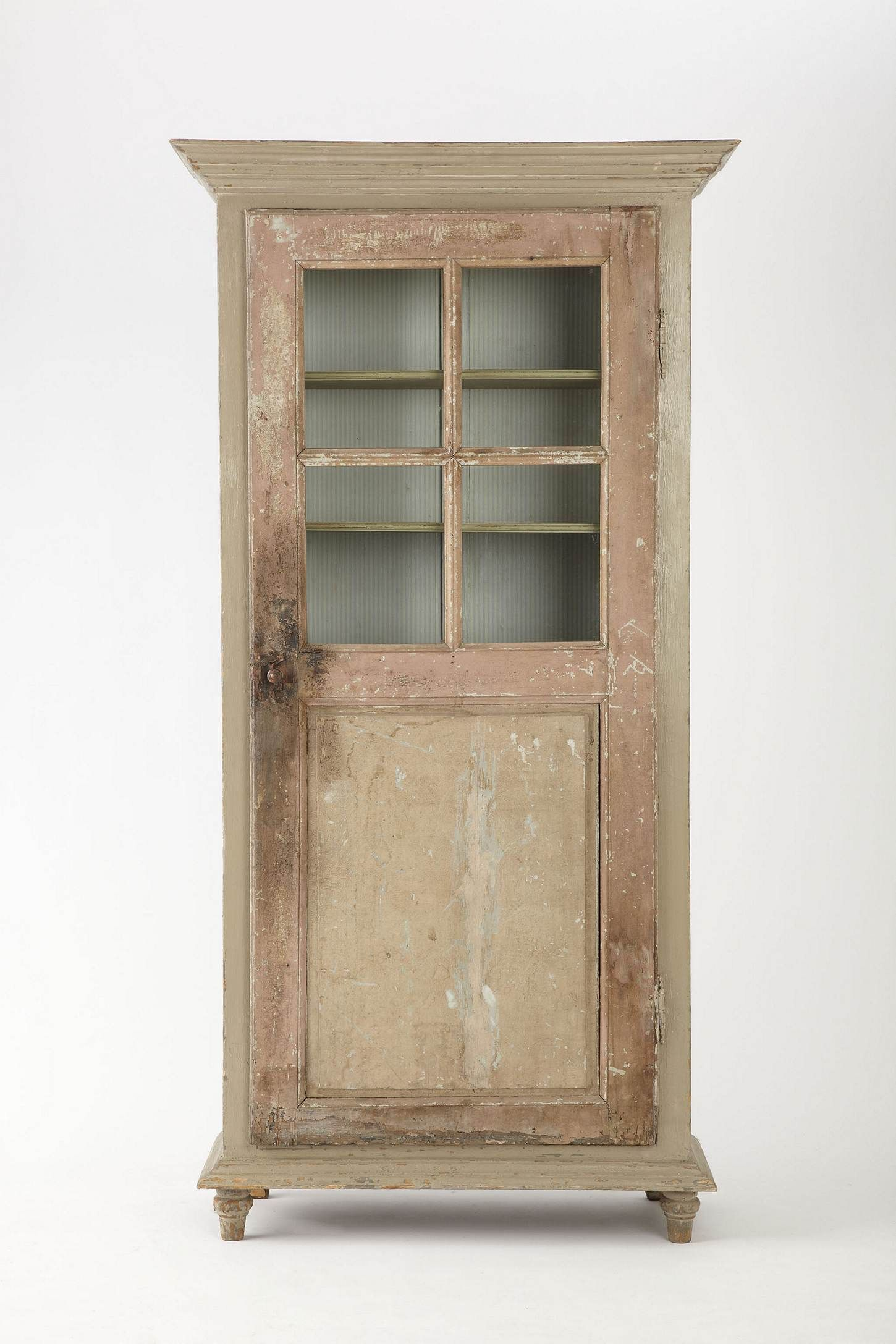 Cabinet Made From An Old Doorston Perhaps We Could Make This