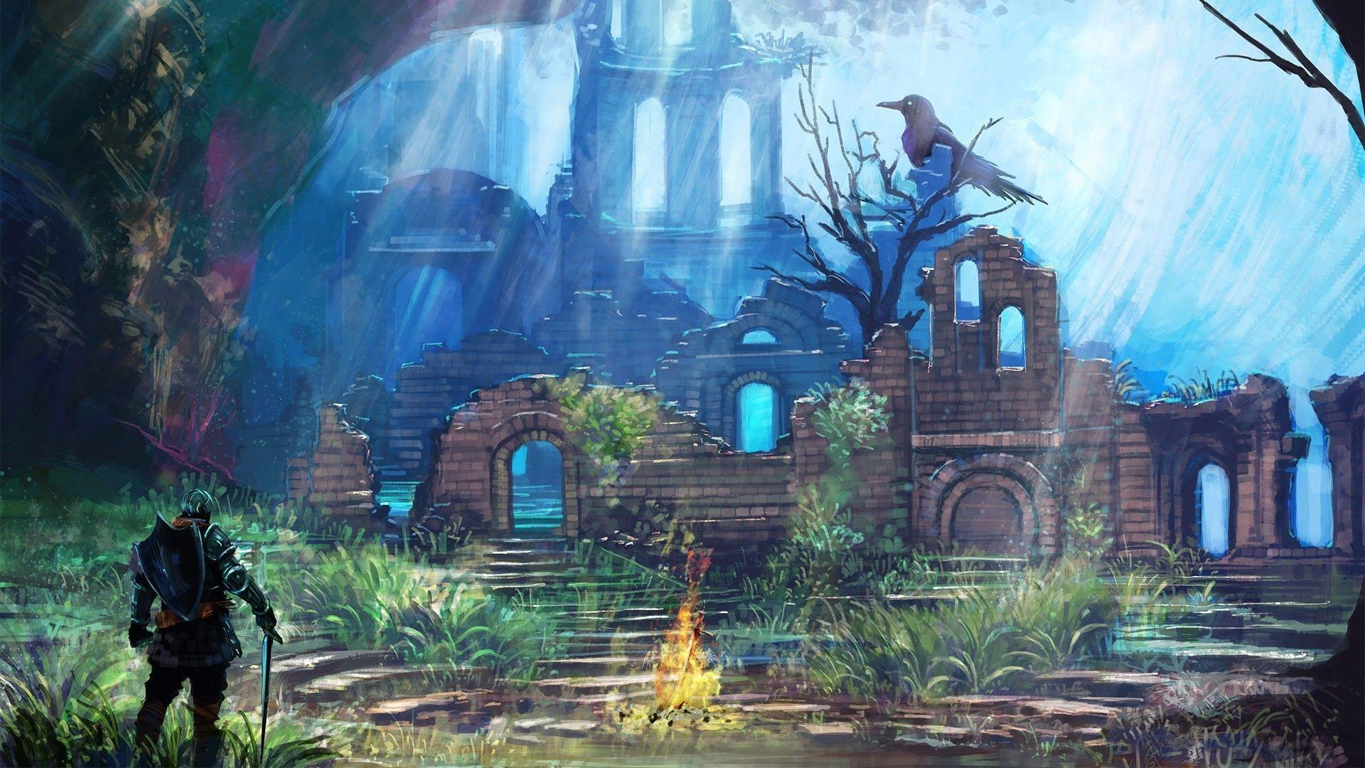 Dark Souls Wallpaper High Resolution