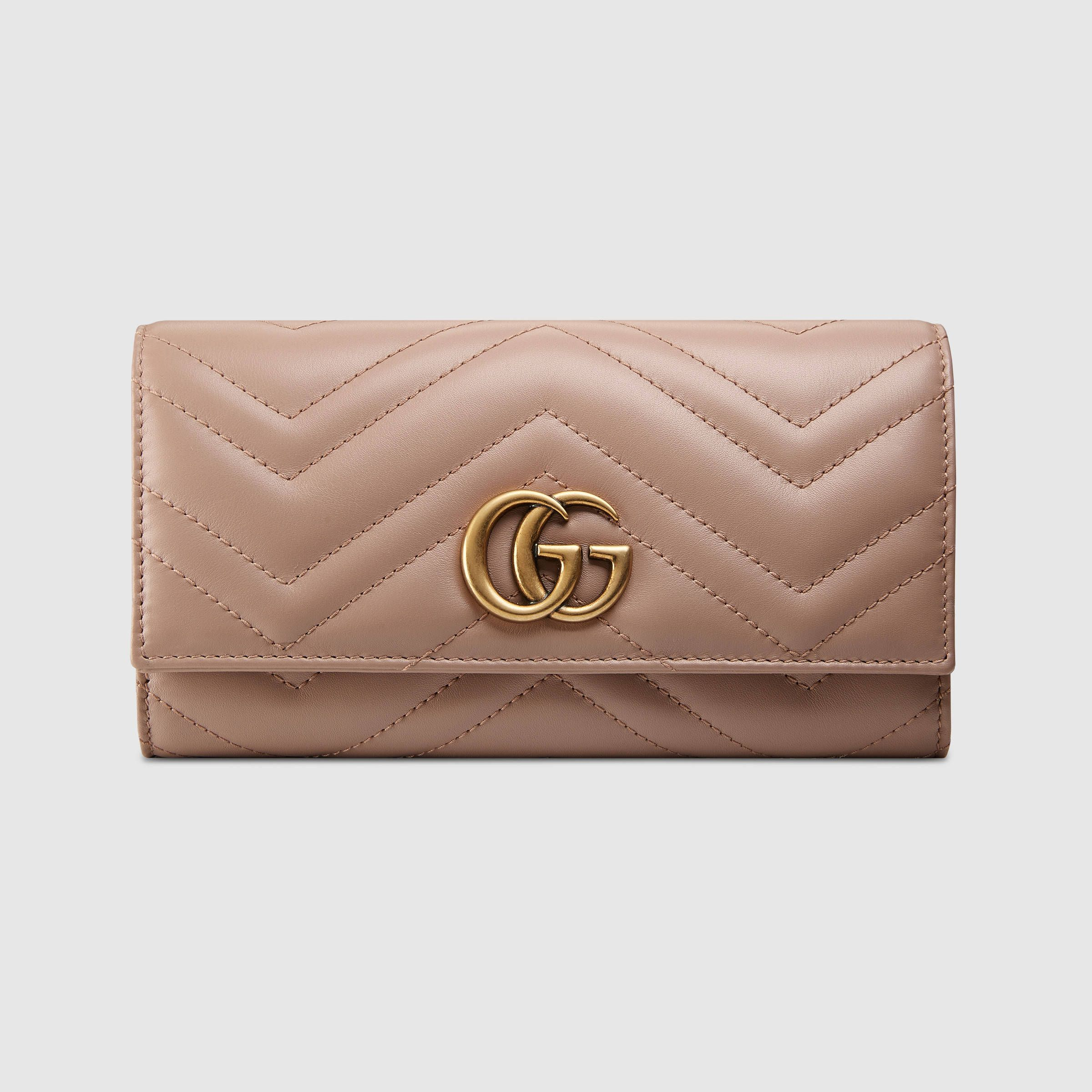 545e486af6d GG Marmont continental wallet | ACCESSORIZE | Continental wallet ...