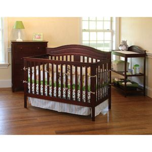 Child Of Mine Amelia 4 In 1 Fixed Side Crib Walmart For 125 83