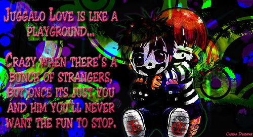Juggalo And Juggalette Love Google Search Someday My Juggalo