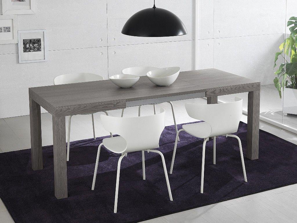 Tavolo design allungabile grigio Alternate | Tavoli da pranzo ...
