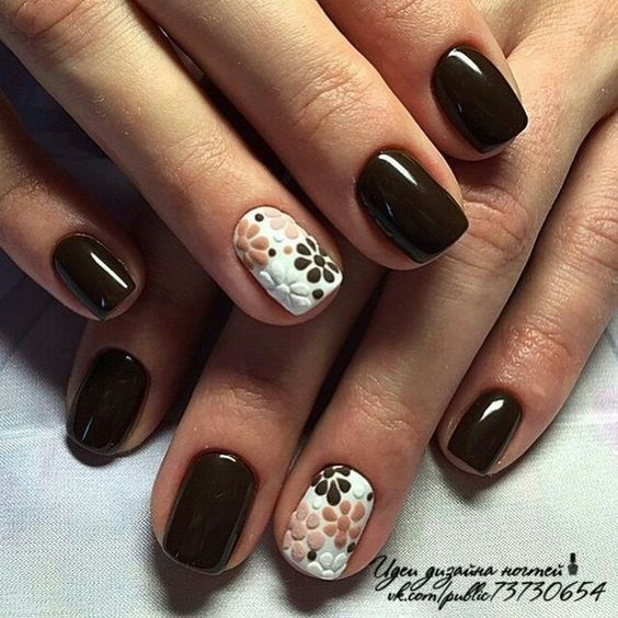 Pin by shakenbake on manicures pinterest undercut and manicure nail art 847 best nail art designs gallery by brittney prinsesfo Images