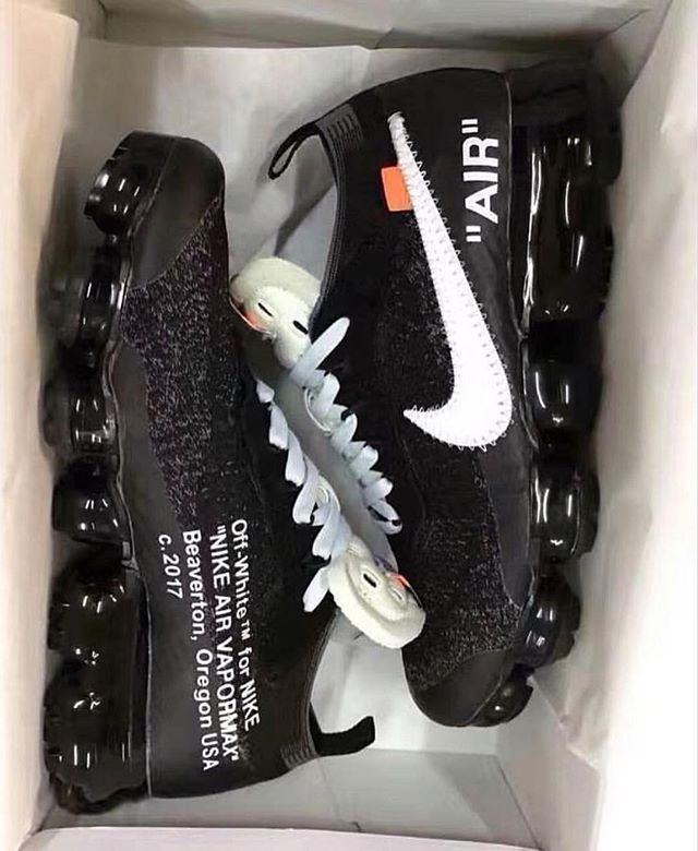 2017 Off White x Nike Air VaporMax Schuhe