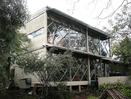 Gillison House by Robin Boyd