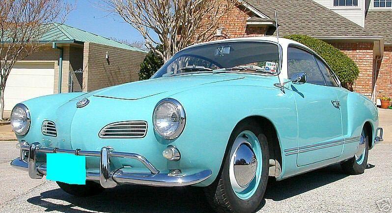 1966 Volkswagen Karmann Ghia  karmann ghia  Pinterest  Colors