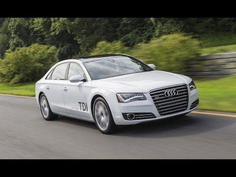 2014 Audi A8 Audi A8 Audi Tdi