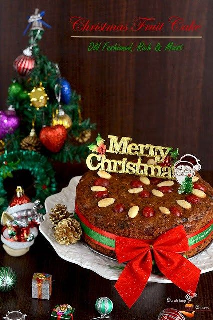 is there anyone here who likes fruitcake we see no hands raised and it was quite expected the christmas fruitcake has a bad reputation and is absolutely - Christmas Fruit Cake Decoration