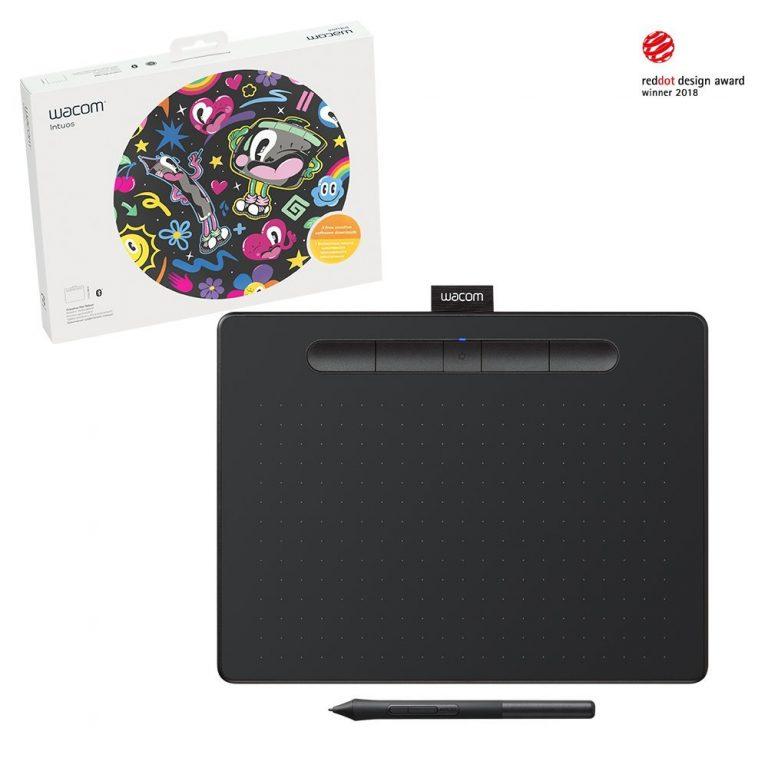 Wacom Intuos Black Friday Cyber Monday 2020 Discounts Digital Drawing Tablet Wacom Intuos Drawing Tablet