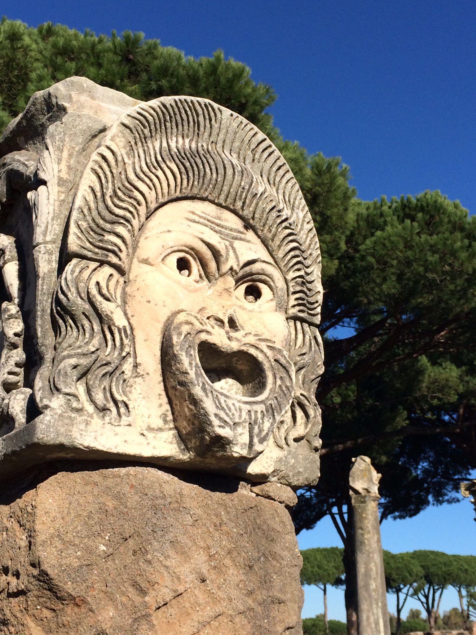 Ostia Antica (Rome, Italy)