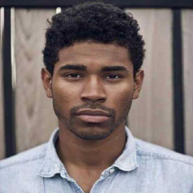 Mini Afro Black Men Haircut Styles Chart Hairstyles Ideas