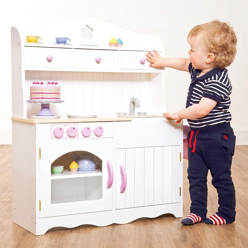 Fleur Play Kitchen | JoJo Maman Bebe | Isla\'s Toys | Pinterest ...