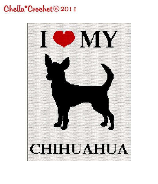I Love My Chihuahua , even if no one else does.