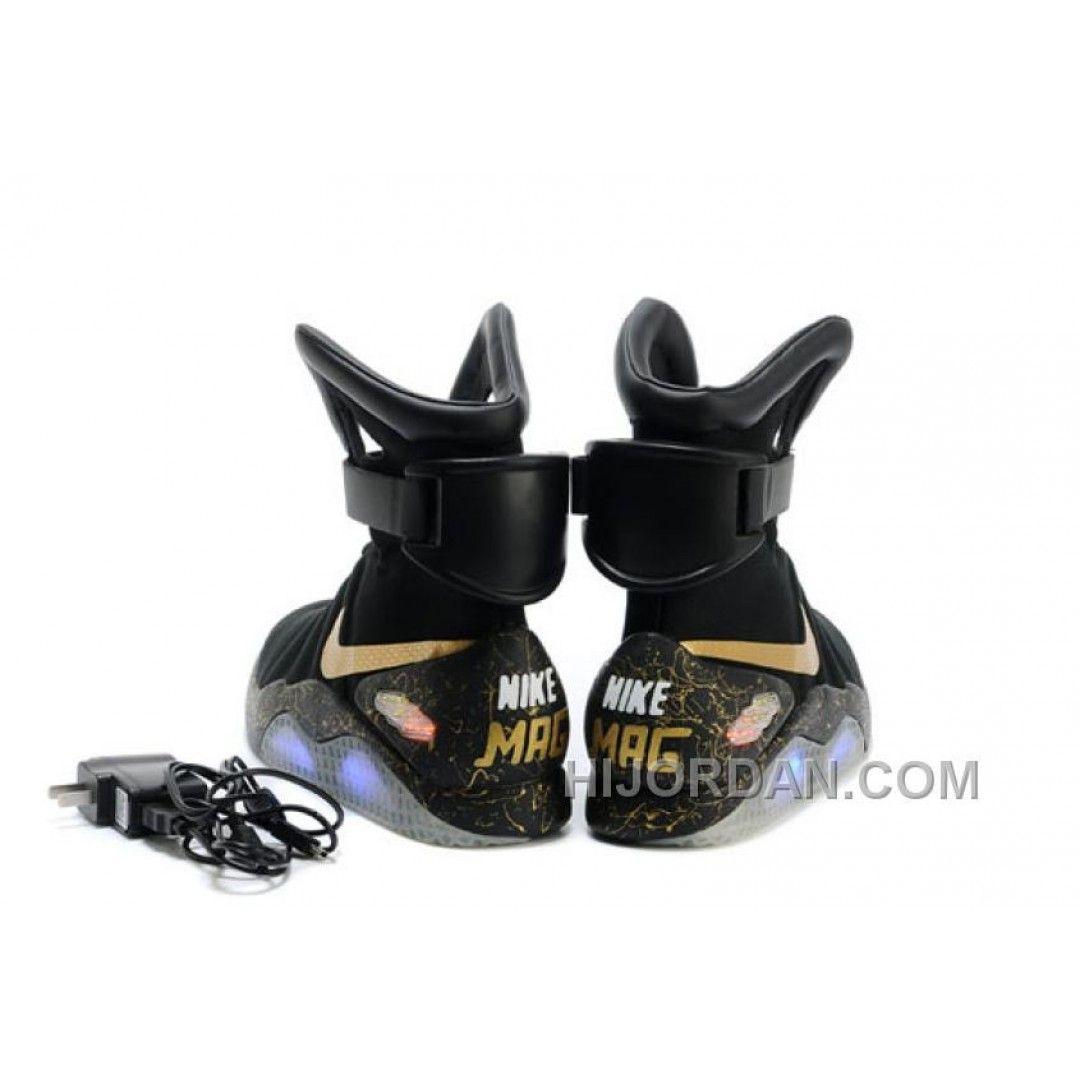 Michael Jordan Shoes   Nike air mag
