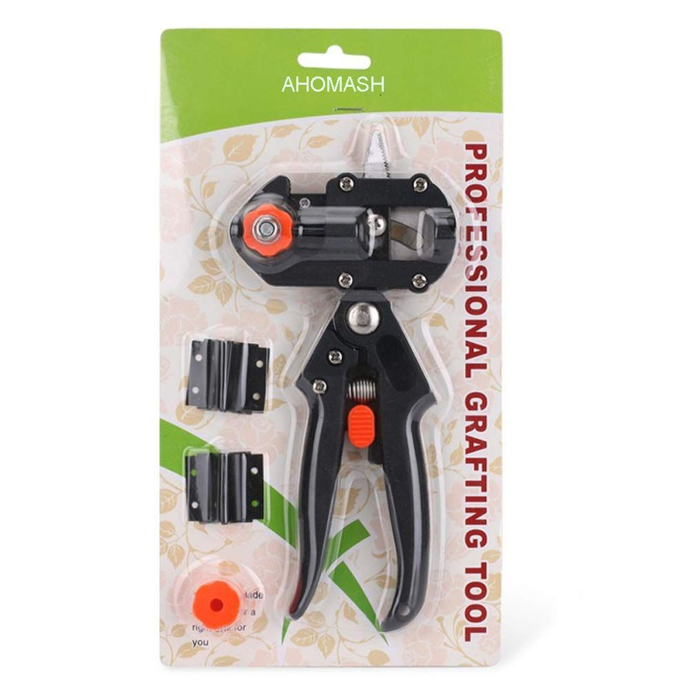 DIY Plant Grafter Pliers Tree Pruning Shears Scissors Triming with Rench