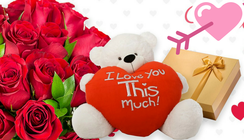 Enter Our Vday Contest To Win 1 Of 5 Prizes Each Consisting Of A Dozen Roses Teddy Bear A Box Of God Send Flowers Online Flowers Delivered Flower Delivery