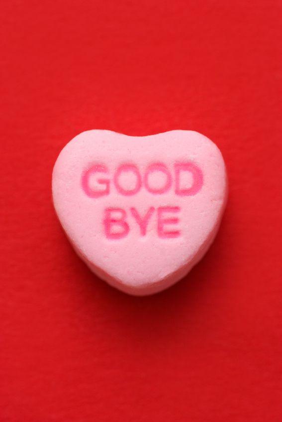 Yay! We broke up. | Heart breaks and Move forward